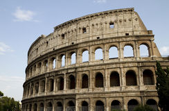 Coliseum Rome Landscape View Royalty Free Stock Photo