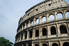 Coliseum in Rome Royalty Free Stock Photos