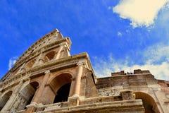 Coliseum Romeno Roma. Coliseum Roma view Roma italy royalty free stock photos