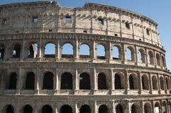 Coliseum under dagen Fotografering för Bildbyråer