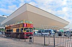 Coliseum van Hongkong stock foto's