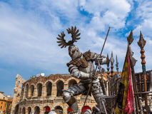Coliseum in Verona Italy Royalty Free Stock Image