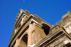 ColiseumamfiteaterRome Italien forntid Royaltyfria Foton