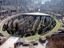 colisseum罗马 免版税库存图片