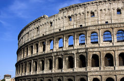 Colisseum Royalty Free Stock Photography