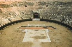 Colisseum de Verona Foto de archivo libre de regalías