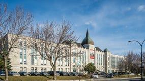 Collège Jean-Eudes Lizenzfreie Stockfotografie