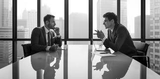 Collègues d'entreprise Job Concept de collègues d'affaires image stock