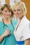 Collègues médicaux Photos stock
