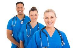 Collègues médicaux supérieurs photo libre de droits