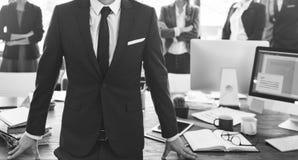 Collègues Team Corporate Concept de collaboration d'affaires image stock