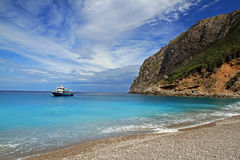 Coll Baix in Mallorca fotografia stock