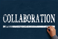 collaboration images stock