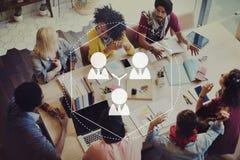 Collaboration Alliance Agreement Partnership Concept Stock Photo