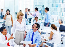 Collaboration Colleagues Corporate Cooperation Concept Stock Images