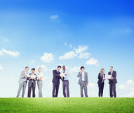 Collaboration Team Teamwork Partnership Occupation Professional Royalty Free Stock Photos