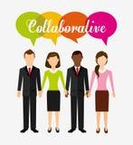 Collaborative concept design Stock Photography