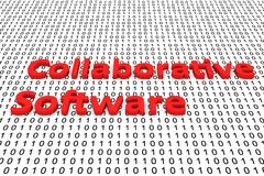 Collaborative software Stock Images