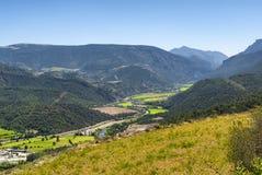 Collado del Canto (Pyrenees, Catalunya) Royalty Free Stock Photo