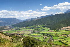 Collado del Canto (Pyrenees, Catalunya) Royalty Free Stock Images