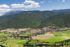 Collado del Canto (Pyrenees, Catalunya) Royalty Free Stock Photography