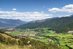 Collado del Canto (Pyrenees, Catalunya) Stock Images