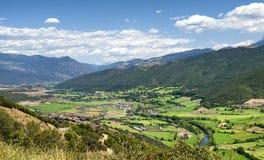 Collado del Canto (Pyrenees, Catalunya) Stock Photography