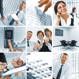 Collage Royalty Free Stock Photo