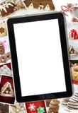 Collage avec de diverses vacances d'hiver Photographie stock libre de droits