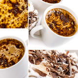 Collage of coffee Stock Photo