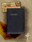 Collage de bible Image stock