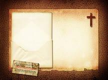 Collage de cuero Imagenes de archivo