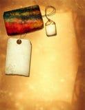Collage de la etiqueta Imágenes de archivo libres de regalías