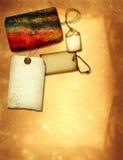 Collage de la etiqueta Foto de archivo libre de regalías