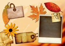 Collage de la tela Fotografía de archivo libre de regalías