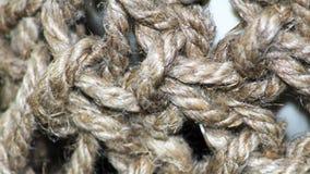 Collage de modèle de texture de tissu de laine de chameau dans un ordre d'échiquier en tant que fond abstrait Image stock