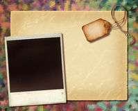 Collage de papel Imagen de archivo libre de regalías