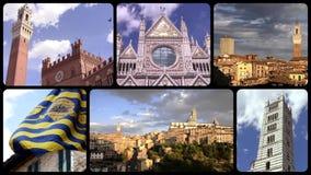 Collage de Siena metrajes
