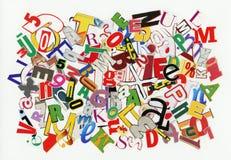 Collage del ABC Libre Illustration
