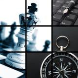 Collage del asunto Imagen de archivo libre de regalías