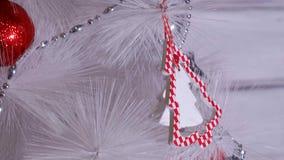 Collage del ` s del Año Nuevo, fondo, tiro del estudio Foto de archivo libre de regalías
