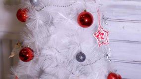 Collage del ` s del Año Nuevo, fondo, tiro del estudio Imágenes de archivo libres de regalías