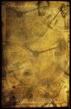 Collage del tiempo de la vendimia Fotos de archivo