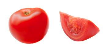 Collage del tomate Imagen de archivo libre de regalías