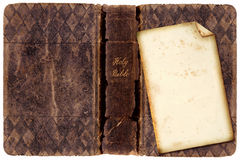 Collage della bibbia Immagine Stock