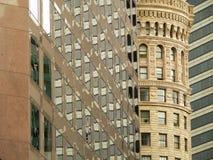 Collage della città fotografia stock libera da diritti