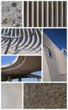 Collage della costruzione Fotografia Stock Libera da Diritti