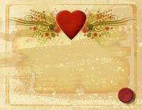 Collage di amore Immagini Stock Libere da Diritti