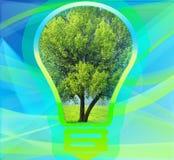 Collage di energia Fotografie Stock Libere da Diritti