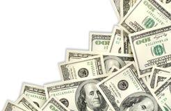 Collage di soldi Immagini Stock